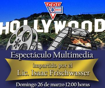 Espectáculo Multimedia 26 de marzo