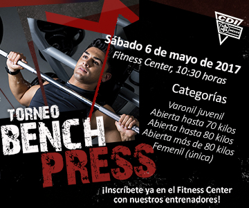 Torneo Bench press