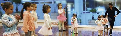 Clase lúdica: Preprimary Ballet