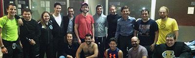 El Hockey sobre hielo en Israel 2017