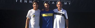 21 y 22 de octubre. iTUSA Tennis Academy