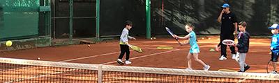 Los grupos de Enseñanza Tenis terminaron actividades