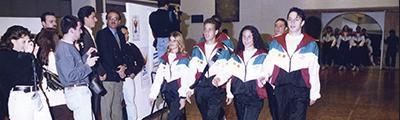 Remembranzas de los Juegos Macabeos Panamericanos Argentina 1996