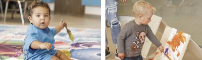 Increíbles semanas de prueba en Baby Art