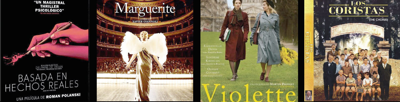 Cine Francés contemporáneo