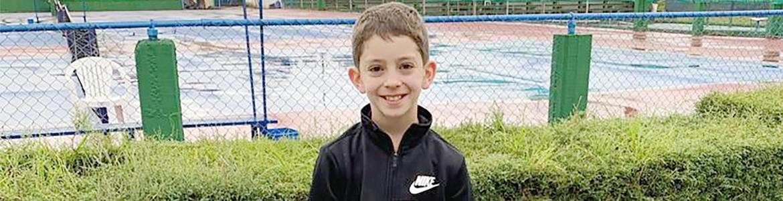 Dan Schwartz nuevo talento del Tenis en el Cdi