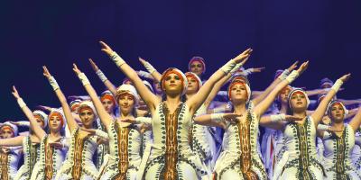 Festival Aviv Ze Hazman Tiempo de competencia: Bikurim Folklórica y Bikurim Abierta