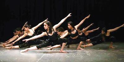 EL alto rendimiento de la Danza