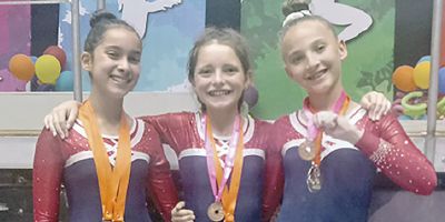 Campeonato Regional de Gimnasia Artística