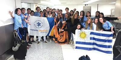 Remembranzas de los Juegos Macabeos Panamericanos Uruguay, Quinto País en organizar los Juegos Macabeos Panamericanos