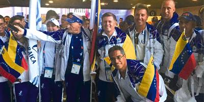 Remembranzas de los Juegos Macabeos Panamericanos Venezuela, cuarto país en organizar los Juegos Macabeos Panamericanos