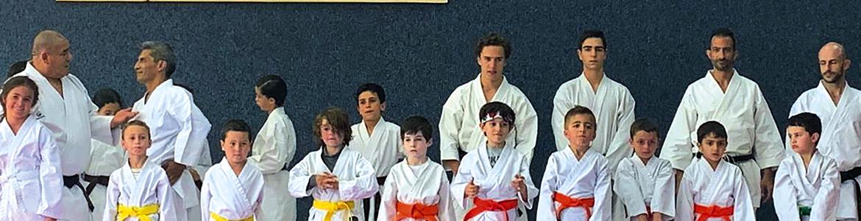 Clase abierta de Karate Do