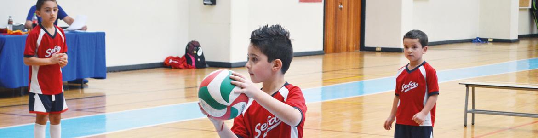 Juegos Macabeos Escolares de Voleibol