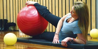 Pilates: una relajante actividad física y mental