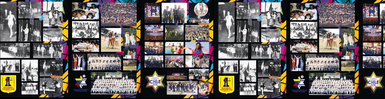 Expo XIV Juegos Macabeos  Panamericanos México 2019