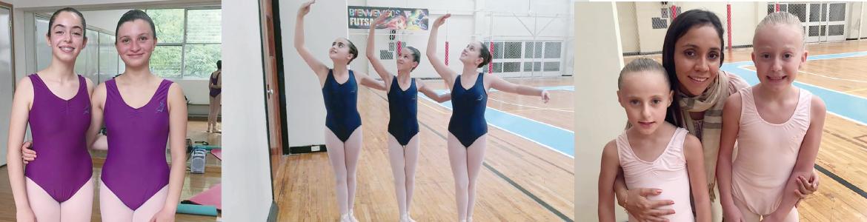 Exámenes de Ballet en el CDI