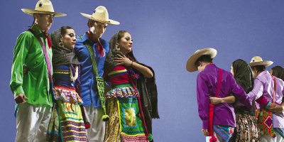 La música y los bailes más populares de México