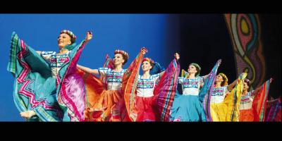 Expresión cultural en la danza. La riqueza dancística de nuestro país