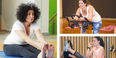 ¡Vive las clases que el Fitness Center tiene para ti!