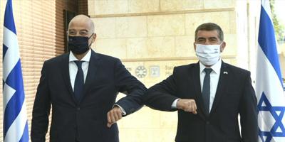 A pesar del coronavirus, el ministro de Relaciones Exteriores griego da luz verde al turismo israelí