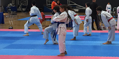 Proceso selectivo de la Federación Mexicana 2020. Karate Do CDI