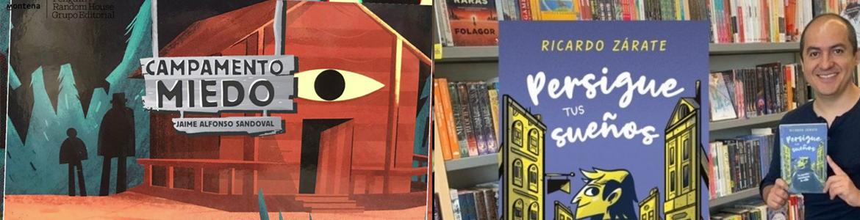 Aventuras y emociones sinfín en dos libros para niños