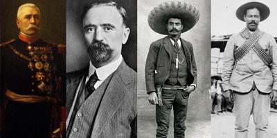 Libros para saber más sobre la Revolución Mexicana