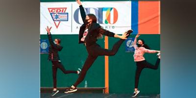 Academia de Danza. Grupos Representativos