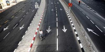 Tel Aviv construye una carretera eléctrica, con energía bajo el asfalto