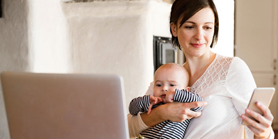 Mamás millennials